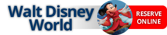 Disney World reservas On line
